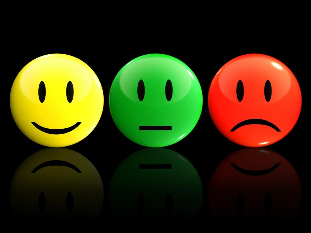 Positivt och negativt