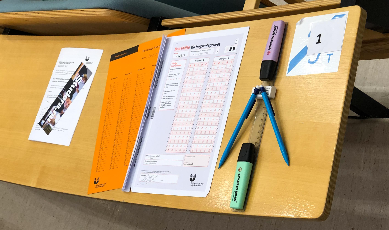 Högskoleprovet reflektioner och tips | peterA.se
